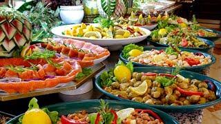 Download Египет 5*, ШВЕДСКИЙ СТОЛ, это того СТОИТ! Отель Reef Oasis Beach Resort - завтрак, обед и ужин ч.3 Video
