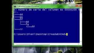 Download Comandos Básicos Cmd (CD,DIR,CLS,MD,TREE,VOL,DEL Y OTROS)... Video