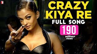 Download Crazy Kiya Re - Full Song | Dhoom:2 | Hrithik Roshan | Aishwarya Rai | Sunidhi Chauhan Video