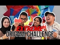 Download Extreme Origami Challenge | SAYS Challenge Video