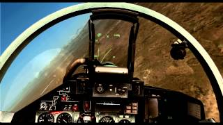 Download DCS - Dogfight - 3 Mig29 + 2 Su27 vs 4 F-15`s + 2 F-16`s Video