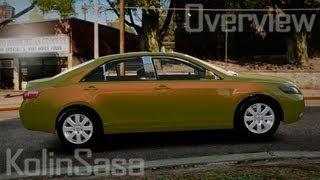 Download GTA 4/EFLC Toyota Camry Altise 2009 Video