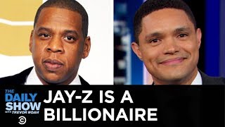 Download Jared Kushner's Axios Interview & Jay-Z's Billionaire Status   The Daily Show Video