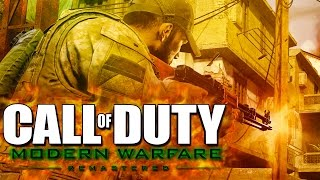 Download DYING Makes Me MAD!! - Call of Duty Modern Warfare Remastered! Video