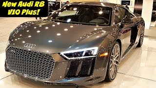 Download The New 2017 Audi R8 V10 Plus in 4K Ultra HD! - by John D. Villarreal Video