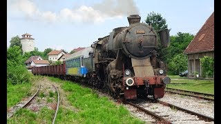 Download RTC - Steam in Bosnia - Part 1 - Tuzla to Bijela, including Cab and Driver's Eye Views Video
