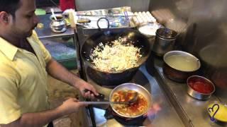 Download Broast Town, Chicken Manchurian With Fried Rice | Street Food Of Karachi, Pakistan. Video