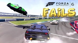 Download Forza Motorsport 6 FAIL Compilation Video