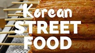 Download KOREAN STREET FOOD IN SEOUL, KOREA - 포장마차 Video