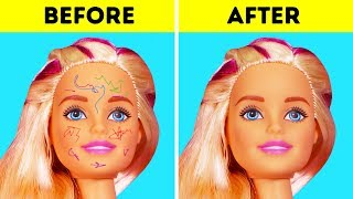 Download 30 AWESOME HACKS FOR YOUR BARBIE DOLLS Video