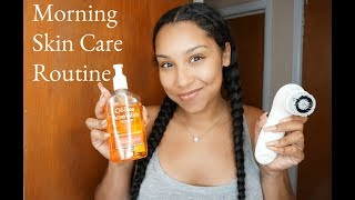 Download My Easy Morning Skin- Care Routine | TheAnayal8ter Video