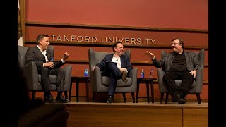 Download Cardinal Conversations: Reid Hoffman and Peter Thiel on ″Technology and Politics″ Video