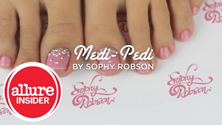 Download The Most Thorough Pedicure of All Time Video