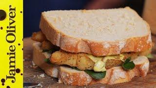Download Southern Fried Fish Finger Sandwich   Aaron Craze Video