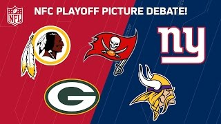Download Buy or Sell: NFC Playoff Picture (Week 13) | NFL Network Video