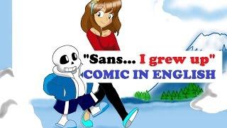 Download Sans... I grew up (Sans x Frisk) Video