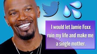 Download Jamie Foxx Reads Thirst Tweets Video