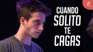 Download ¡Cuando solito te cagas! | Freestyle/Rap 2018 #15 Video