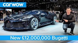 Download New £12M Bugatti hypercar - see why it's the MOST EXPENSIVE car in the world! Video