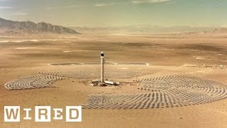 Download Crescent Dunes Solar Energy Project Part 1: The Facility-The Window-WIRED Video