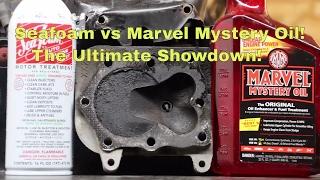 Download Seafoam vs Marvel Mystery Oil! The Ultimate Showdown! Video