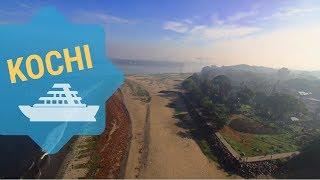 Download Kochi Aerial View | Aerial Shots of Kerala Destinations Video