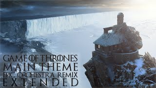Download Game of Thrones Main Theme - Epic Orchestra Remix (Extended) || Laura Platt & Pascal Michael Stiefel Video