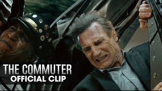 "Download The Commuter (2018 Movie) Official Clip ""Release The Latch"" – Liam Neeson Video"