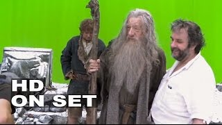 Download The Hobbit: The Battle of the Five Armies: Behind the Scenes Full Movie Broll Video