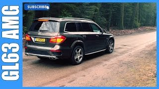Download Mercedes-Benz GL 63 AMG Review | AMG All-rounder Video