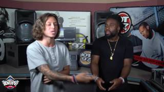 Download Moosh & Twist Perform Live on ″The Hot Box″ with DJ Enuff Video