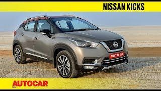 Download Nissan Kicks | India Drive Review | Autocar India Video