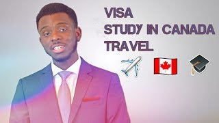 Download Visa Application and Study Permits | Travelling to CANADA Video