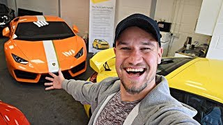 Download HOUSE HUNTING in a PORSCHE GT4!! Video