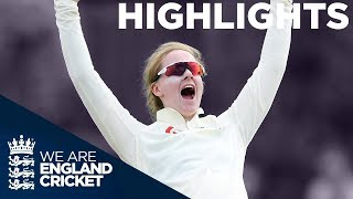 Download England v Australia Kia Women's Test Match | Day 1 Highlights | The Women's Ashes 2019 Video