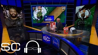 Download Kyrie Irving gushes over Celtics teammates: 'I'm nothing but proud of them' | SC with SVP | ESPN Video