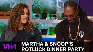 Download Martha Stewart Wants to Know How Big Rick Ross' ″Boat″ Is | Martha & Snoop's Potluck Dinner Party Video