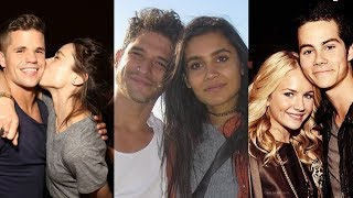 Download Teen Wolf ... and their real life partners Video