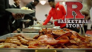 Download Rutgers Basketball Story - Travel Video