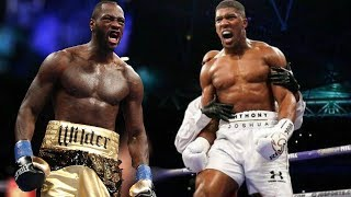 Download Wilder vs Joshua: Who is hardest puncher? Video