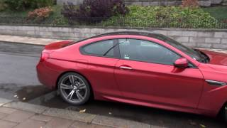 Download BMW M6 Coupe is beautiful. Here on Djurgården, Stockholm Sweden. Video