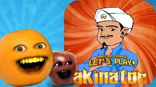 Download Midget Apple & Annoying Orange Play - Akinator! Video