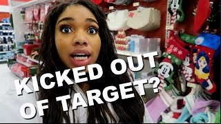 Download KICKED OUT OF TARGET!!!!!!!! Video
