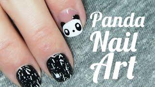 Download Uñas decoradas con animales paso a paso | Oso Panda Nail Art Video