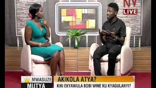 Download Kiki ekyawula Bobi wine ku Kyagulanyi Video