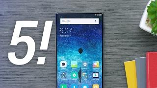 Download Top 5 Future Smartphone Features! Video