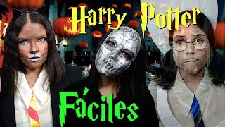 Download Disfraces fáciles y sencillos de Harry Potter | Halloween Video