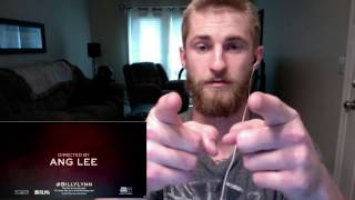 Download BILLY LYNN'S LONG HALFTIME WALK - Reaction Video