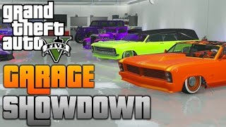 Download GTA V - Garage Showdown #7 | Awesome Modded Crew Colors! Video