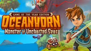 Download OCEANHORN: Monster of Uncharted Seas - PeiT juega... - Gameplay Español Video